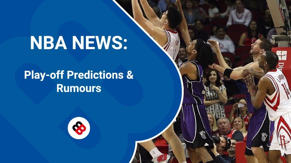 NBA News May