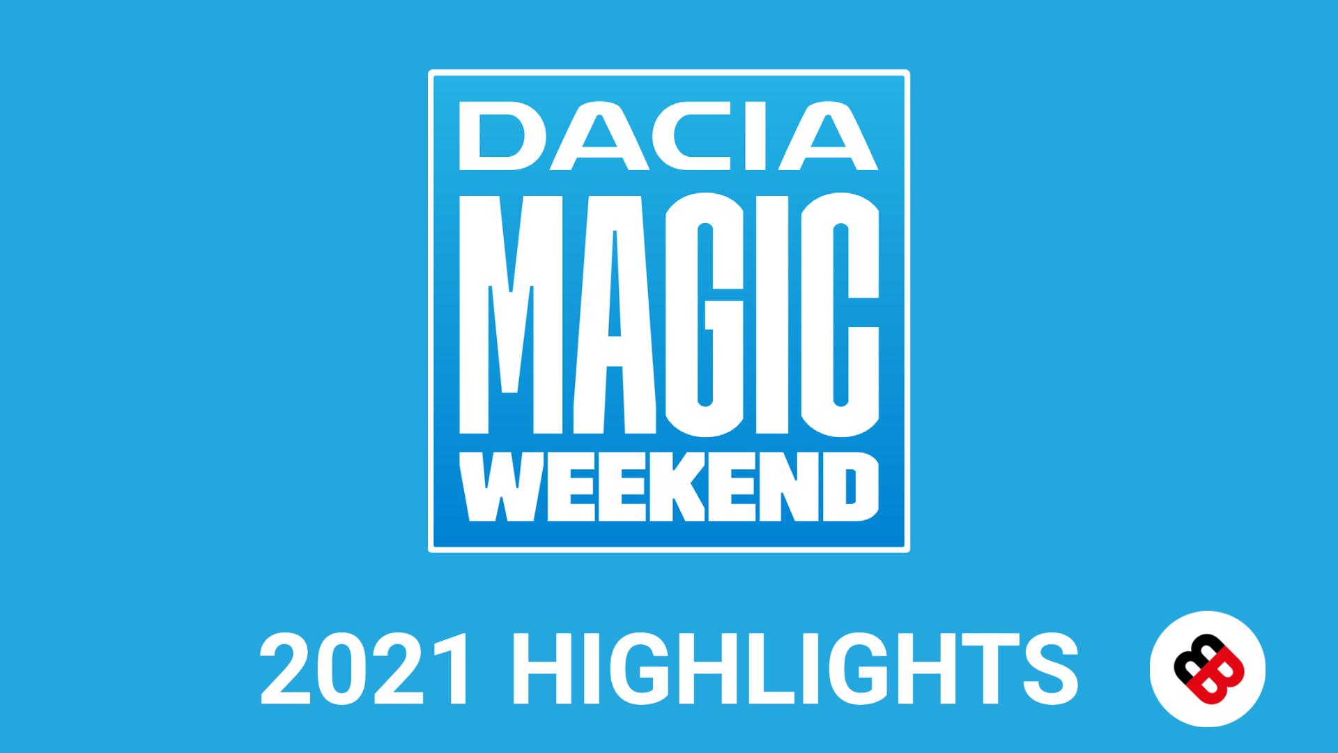 Magic Weekend 2021